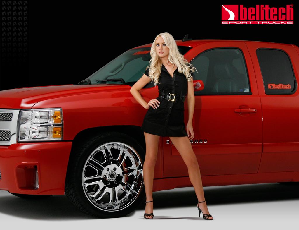 Custom Gmc Trucks >> Media Belltech Sport Trucks and Muscle Cars