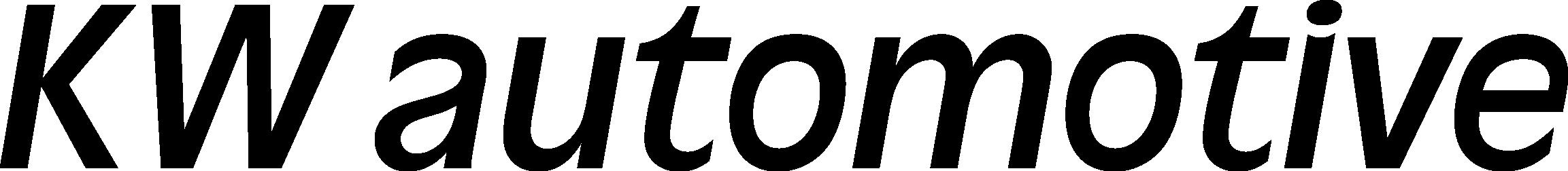 KW automotive Logo