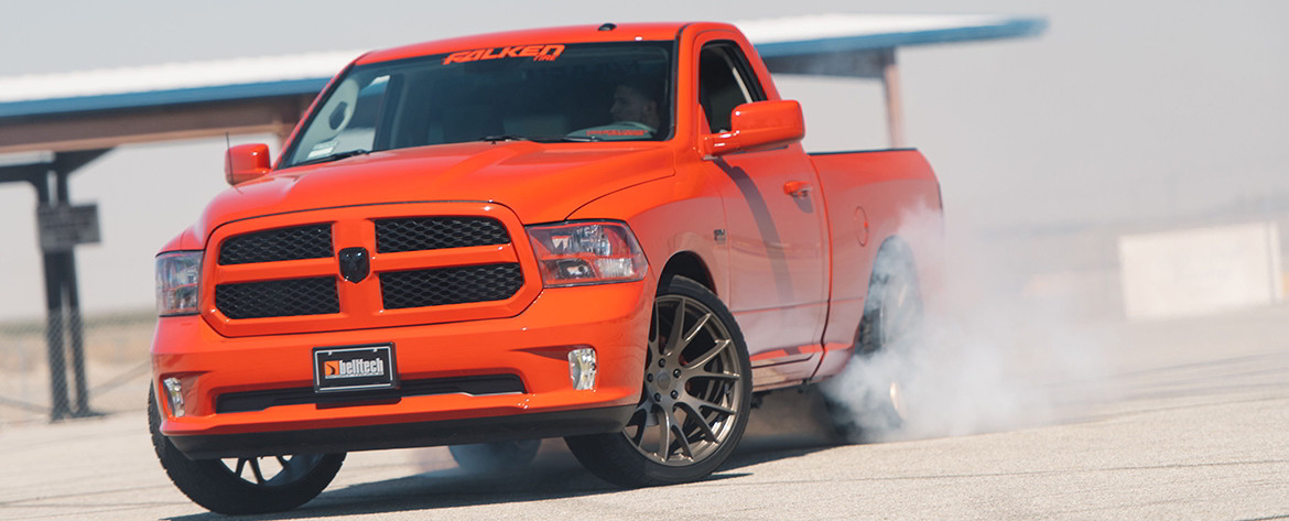 Dodge RAM And SUV Lowering Kits