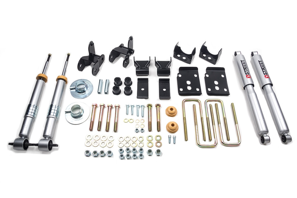 Belltech Ford Complete Lowering Kit 1001SP