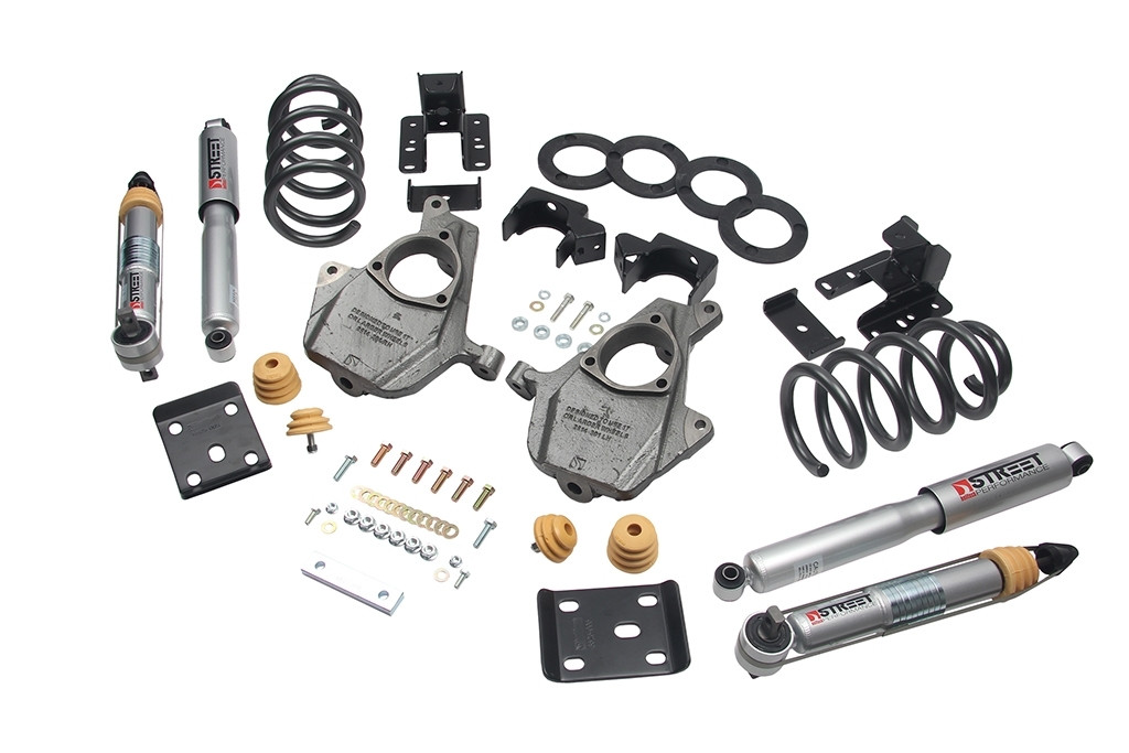 Belltech Chevy Complete Lowering Kit 1013SP