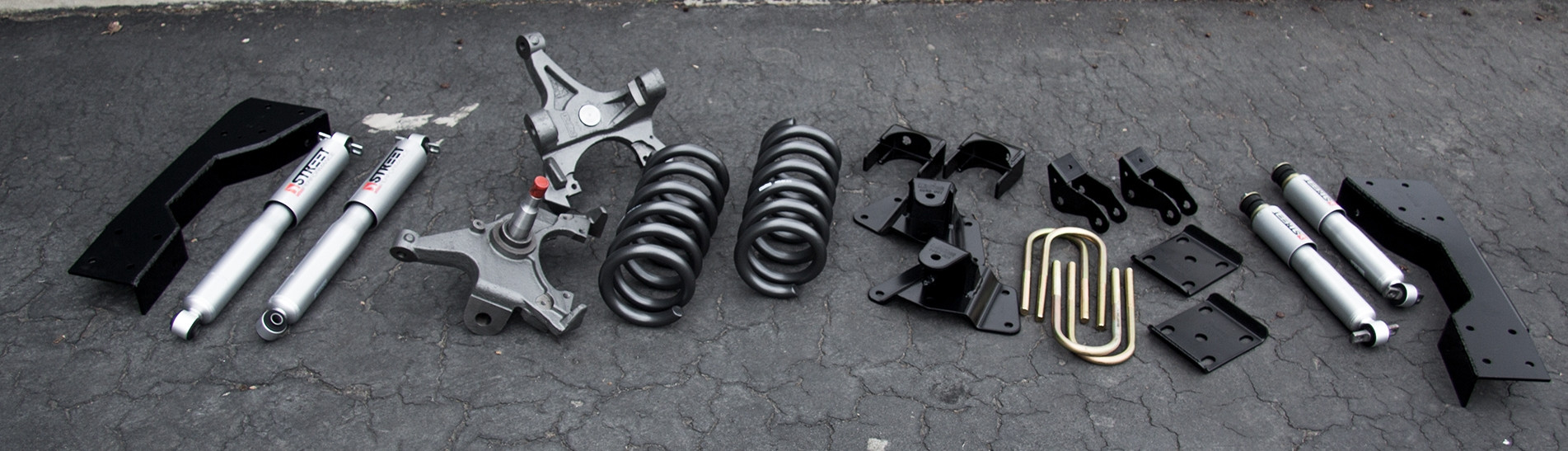 Belltech Complete Lowering Kits