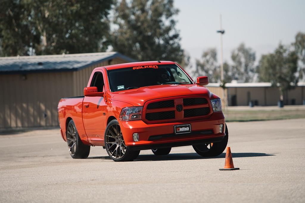 Dodge Trucks and SUV lowering kits Belltech Sport Trucks ...