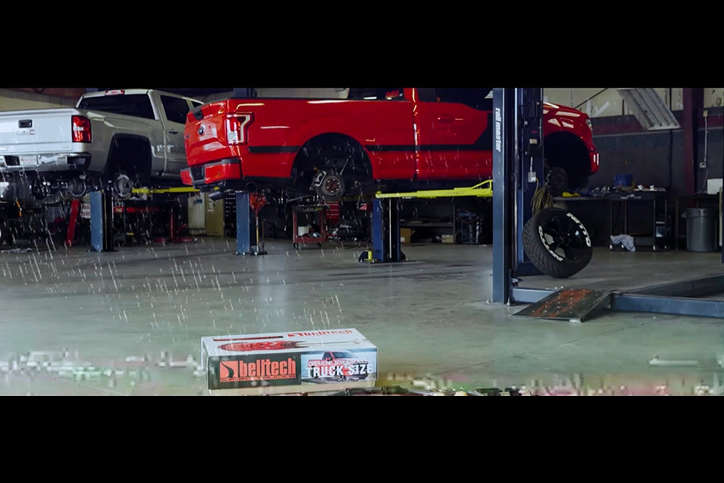 GM Truck and SUV Lowering Kits Belltech Sport Trucks and